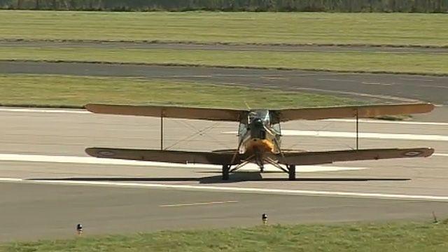 The De Havilland Hornet Moth