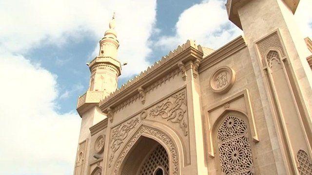 Jame Mosque, Leicester
