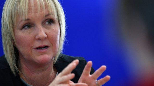 Prof Julie Williams, chief scientific adviser for Wales