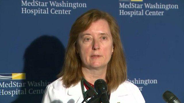 Medstar Washington Hospital Centre's Janet Orlowski