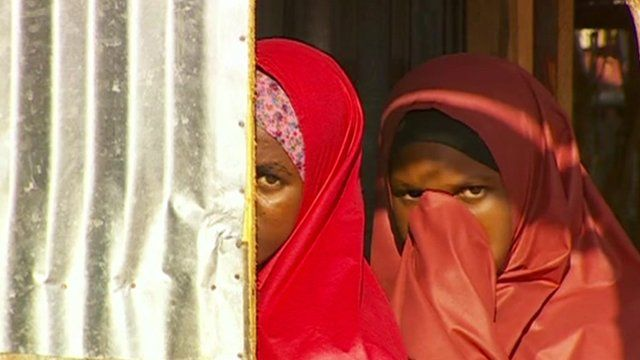 Women in Somalia
