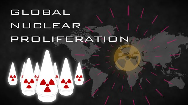 The prevention of nuclear proliferation