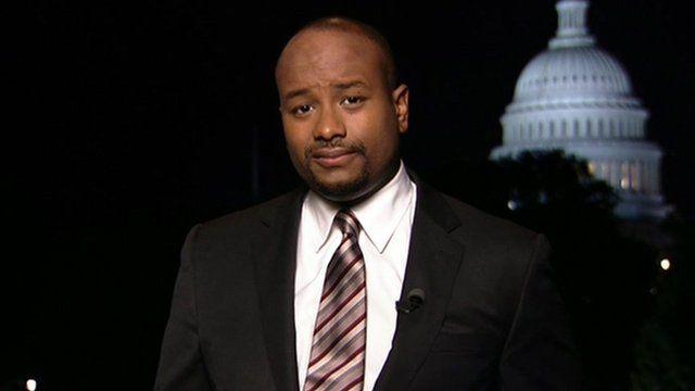 Tahman Bradley, ABC Correspondent commenting on the US Shutdown