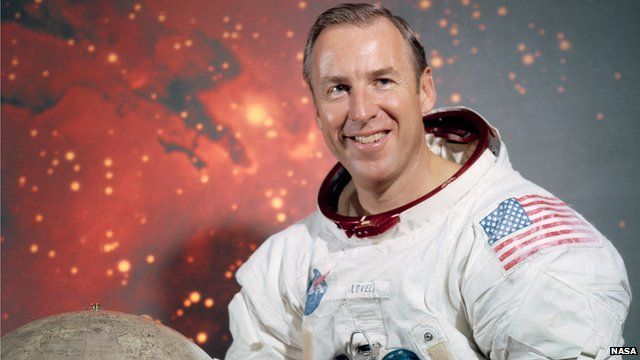 Captain Jim Lovell
