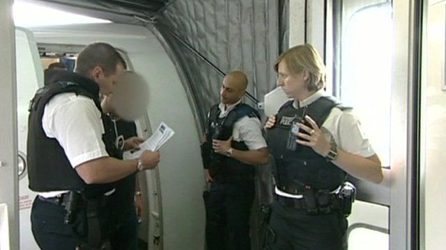 Border police