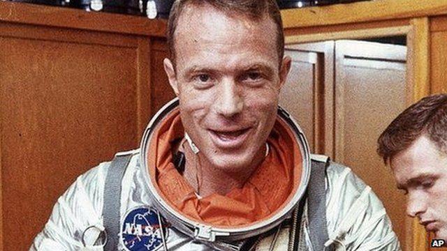 Scott Carpenter in 1962