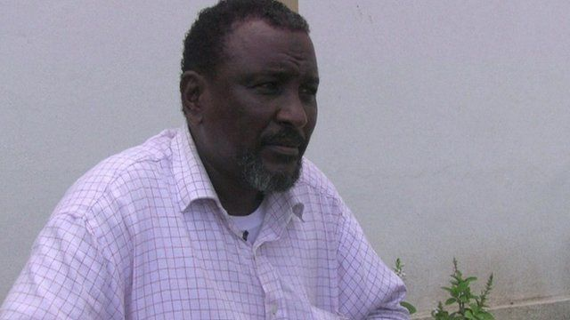 Mohammed Abdi Hassan