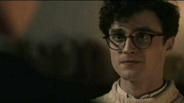 Daniel Radcliffe as Allen Ginsberg