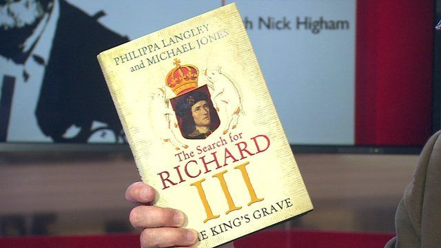 Cover of The Search for Richard III