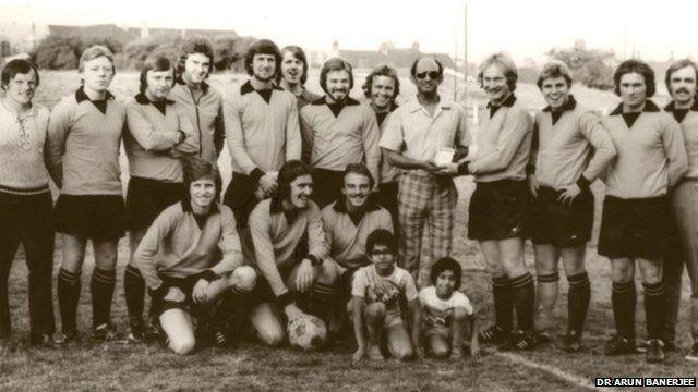 Crook Town football team