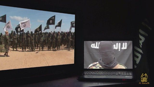 Al-Shabab video