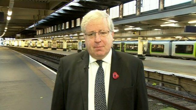 Transport Secretary Patrick McLoughlin.