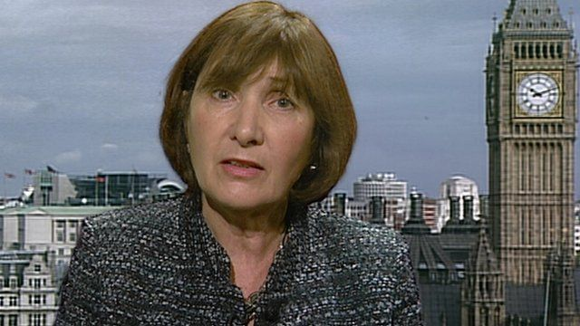 HS2 Chief Executive Alison Munro