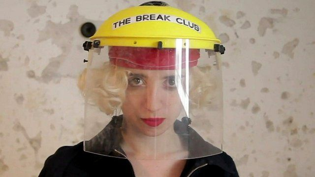 Break Club member