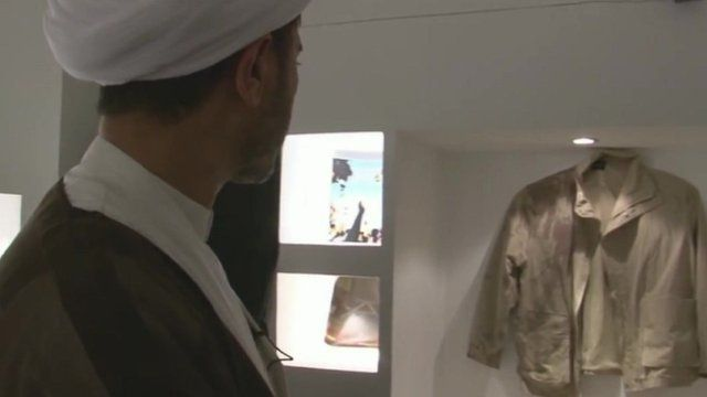 Ali Salman at The Revolution Museum