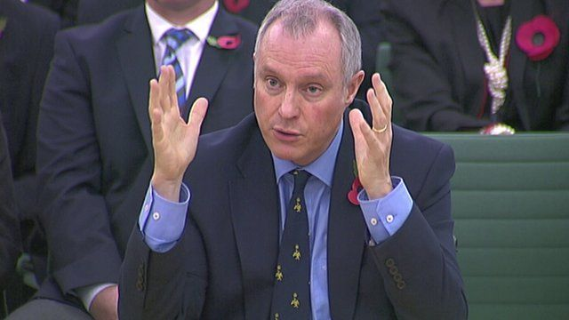 GCHQ director Sir Iain Lobban