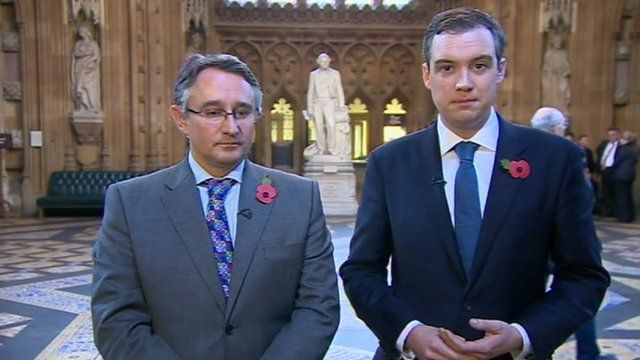 Martin Horwood and James Wharton