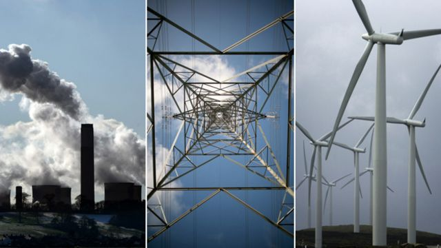 UK energy mix: Where does our power come from?