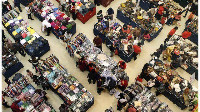 Shopping mall, Kuala Lumpur