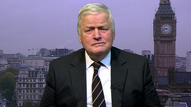 Conservative MP Colonel Bob Stewart