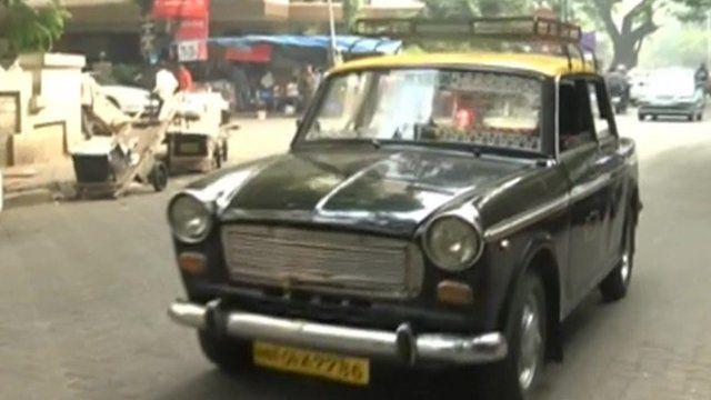 Mumbai taxi