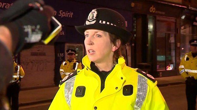 Deputy Chief Constable Rose Fitzpatrick