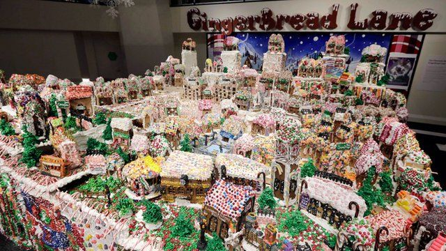 GingerBread land