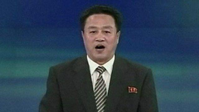 KRT newsreader