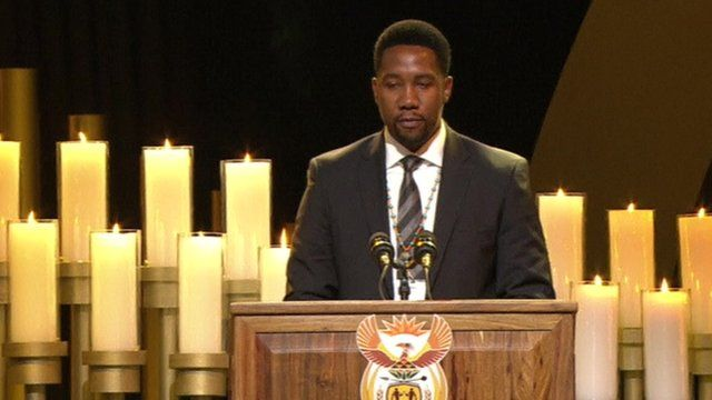 Ndaba Mandela