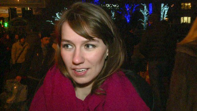 """Moscow resident: """"I think all political prisoners should be freed"""""""