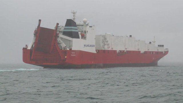 Norwegian frigate