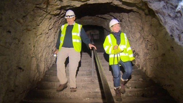 Tunnel in Ramsgate