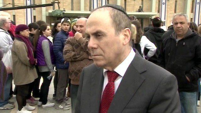 Silvan Shalom, Former Israeli Deputy PM