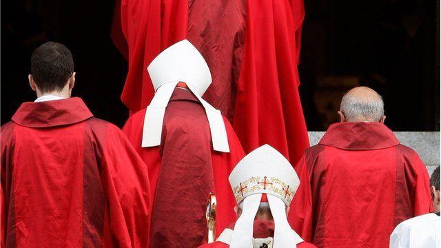 Catholic clergy