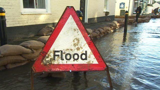 Hambledon flooding