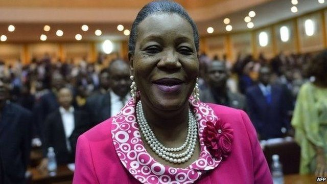 Catherine Samba-Panza, 59