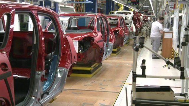 Fiat factory in Serbia