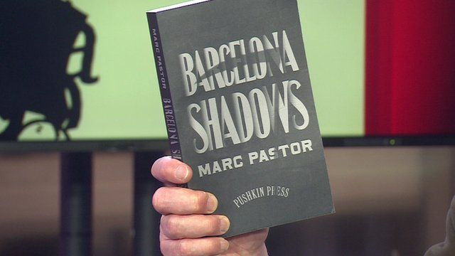 Book cover for Barcelona Shadows