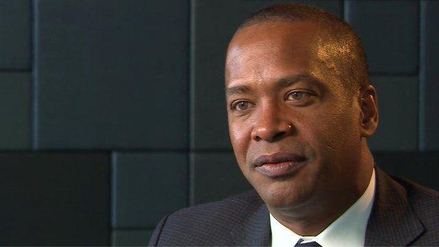 David Drummond, Google Chief Legal Officer