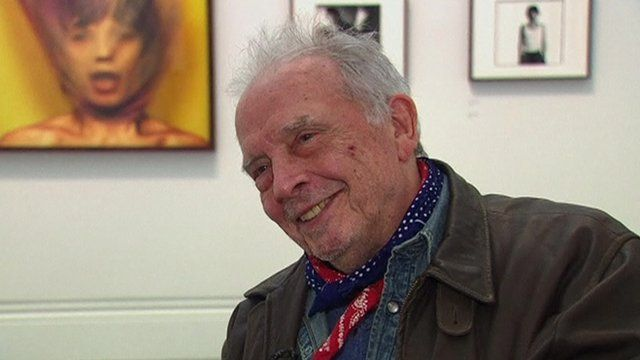 David Bailey at The National Gallery