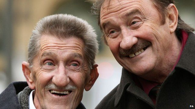 Chuckle Brothers, Barry and Paul Elliott