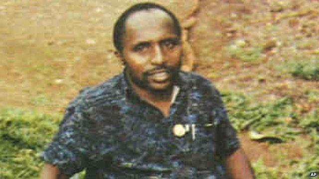 File picture of Pascal Simbikangwa