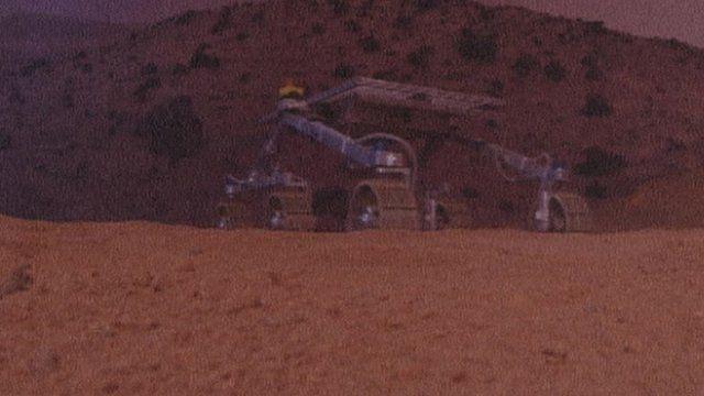 European space probe