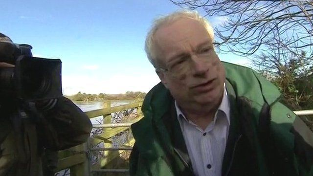 Environment Agency chair Lord Smith