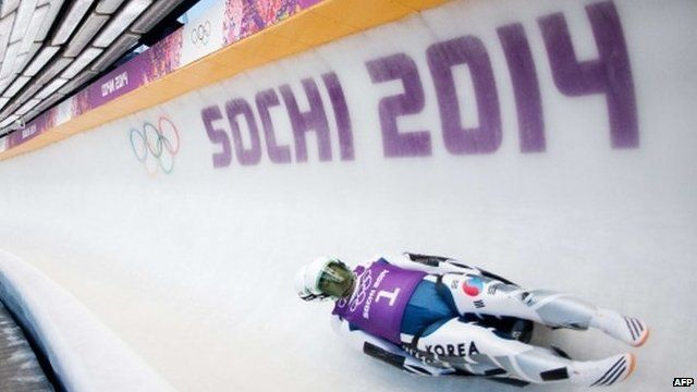 Sochi Winter Olympics 2014, luge