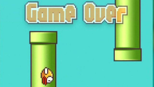 Flappy Bird graphic