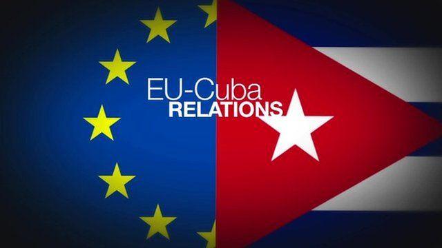EU-Cuba relation graphic