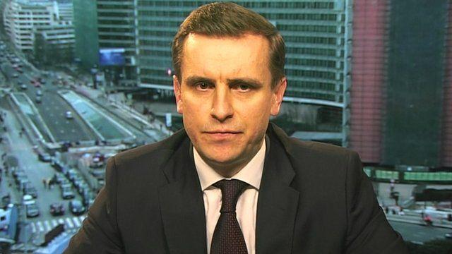 Kostiantyn Yelisieiev, ambassador of Ukraine to the EU