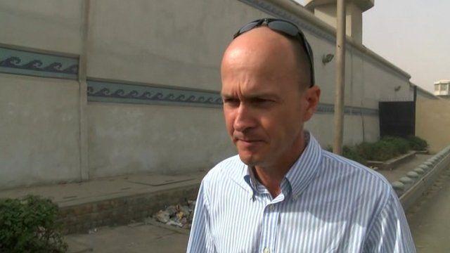 Andrew Greste, brother of Australian journalist Peter Greste