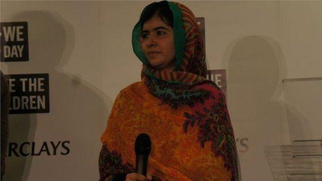 Malala Yousafazi